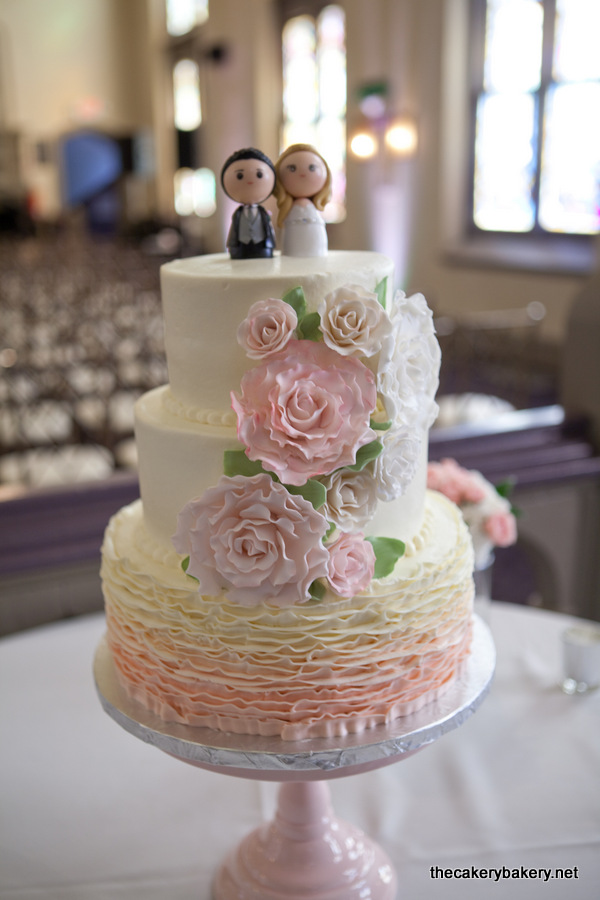 St Louis Wedding Cakes The Cakery Bakery