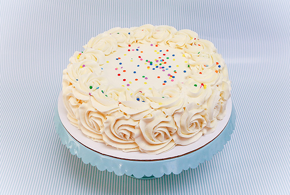 New Rosette Ready To Go Cake The Cakery Bakery